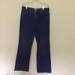 Levi's Perfectly Slimming 512 Bootcut Jeans 14M